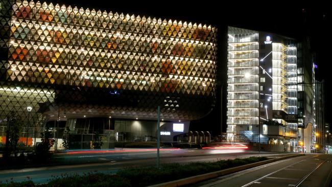 SAMHRI Building
